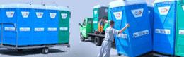 postavljanja i održavanja mobilnih toaleta